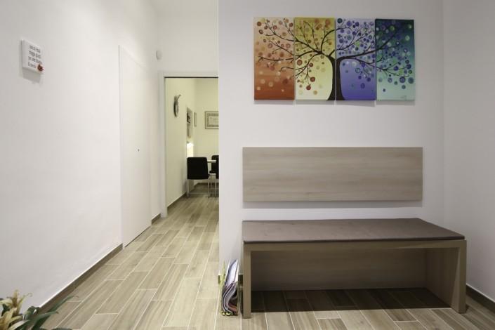 Ingresso Studio Psicologa Santa Maggio