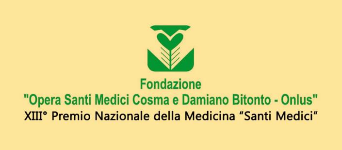 """Premio Nazionale della Medicina """"Santi Medici"""""""