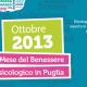 mese del benessere psicologico in puglia 2013