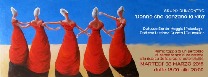 Donne che danzano la vita