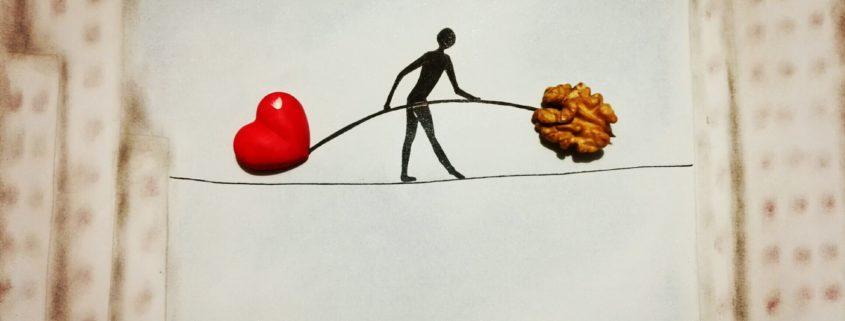 Una buona testa ed un buon cuore sono sempre una formidabile