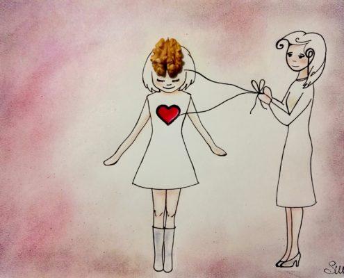 """""""Ciò che il cuore conosce oggi, la testa comprenderà domani."""" (Seneca)"""