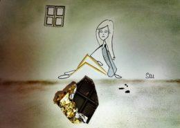 L'anoressia non è come il raffreddore
