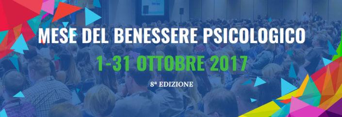 Mese del Benessere Psicologico Puglia | 2017